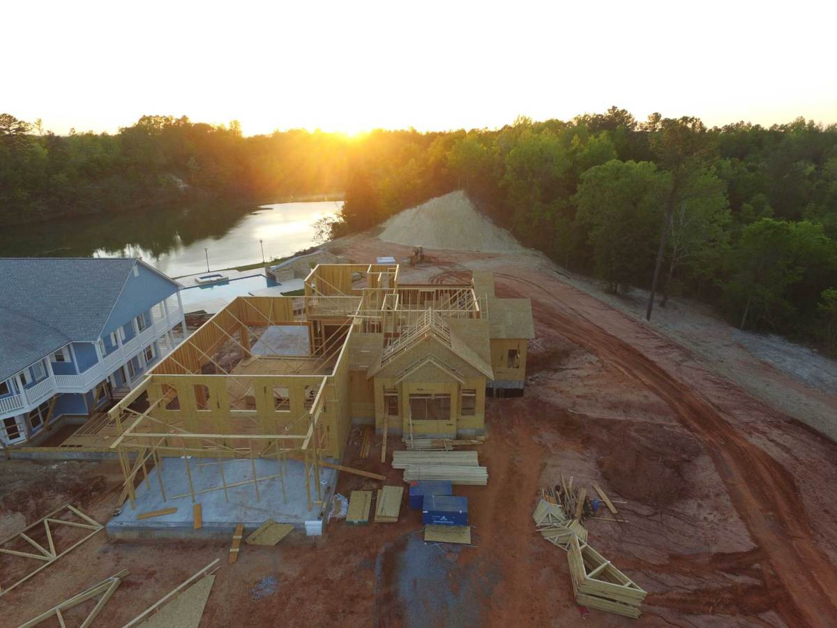 Minie Ranch | Cook General Contracting | Georgia | Construction