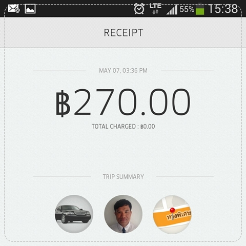 uber-thailand-review-taxi-good-bad-price-rate-receipt-how-to-grab