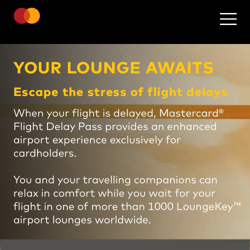 mastercard-flight-delay-pass-loungekey-free-airport-review-how-to-register-thai-world-elite-scb