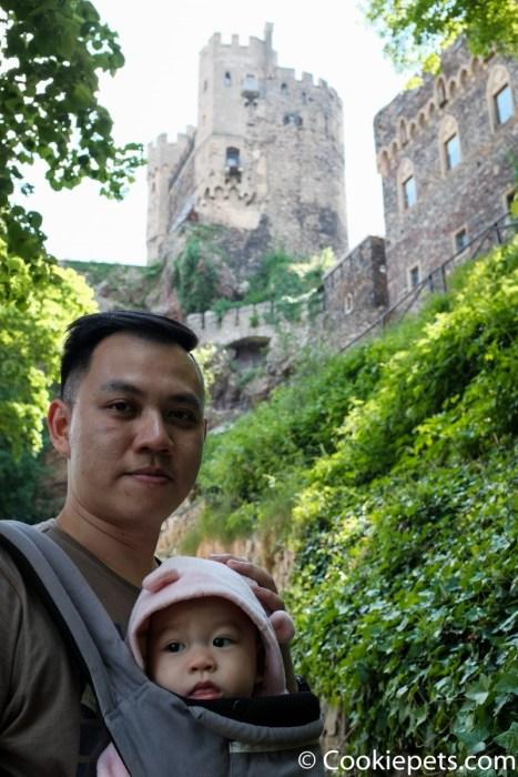 Burg Rheinstein castle