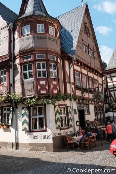 Altes Haus (historical restaurant)