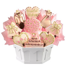 Cookie Bouquet Blissful Wishes