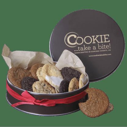 Variety Cookie Tin