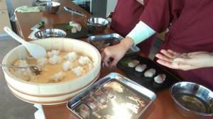 Intensive Japanese cooking lesson