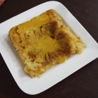 Eggless Pineapple Upside Down Cake ~ Step by Step