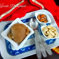 Karah Prashad | How to make Gurudwara Karah Prashad