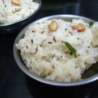 Ven Pongal Recipe | How to make Ven Pongal Step by Step Recipe