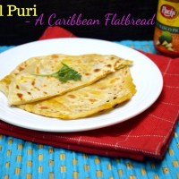 Dhal Puri | How to make Dhalpuri Roti