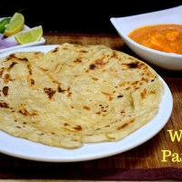 Warqi Paratha | How to make Layered Parotta