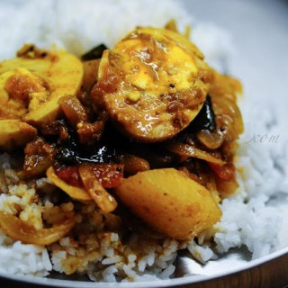 Nadan Mutta Curry | Kerala-Style Egg Curry Recipe