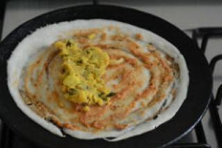 mysore masala dosa recipe-12
