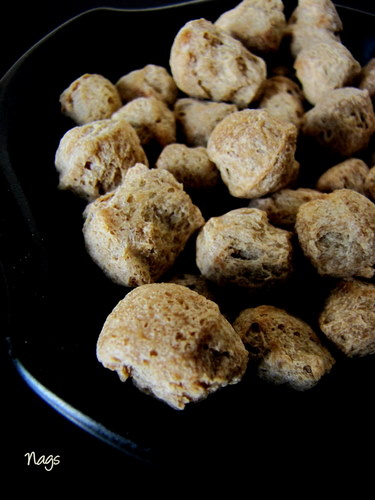 chilli soya chunks recipe