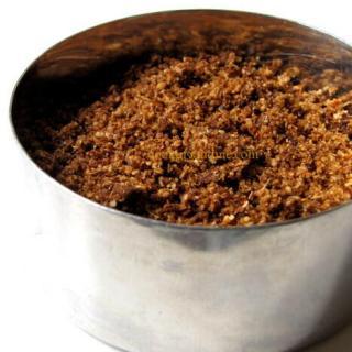 Poriyal Podi & Sweet Potato Poriyal Recipe