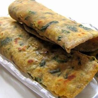 Spiced Methi Paratha Recipe | How to Make Methi Paratha