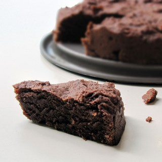 Eggless Chocolate Yogurt Cake Recipe (With Easy Chocolate Frosting)