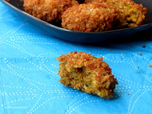 Soya Chunks Cutlets Recipe, Easy Evening Snacks