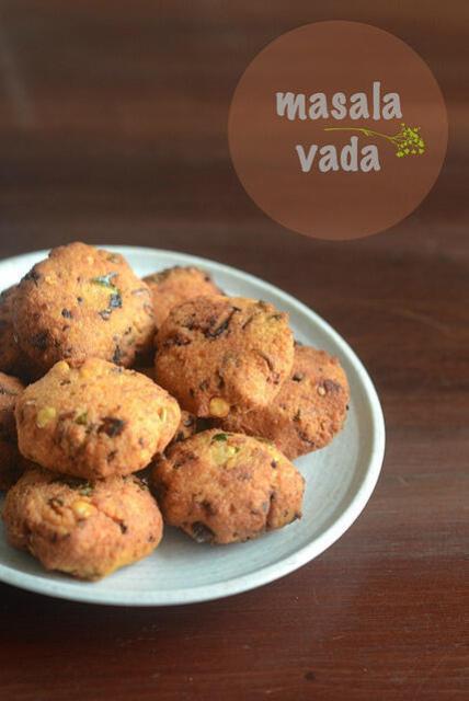 masala vada masala vadai indian snack recipe