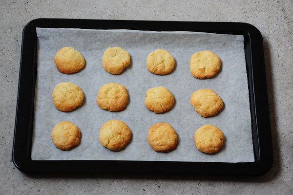 eggless cardamom almond cookies recipe
