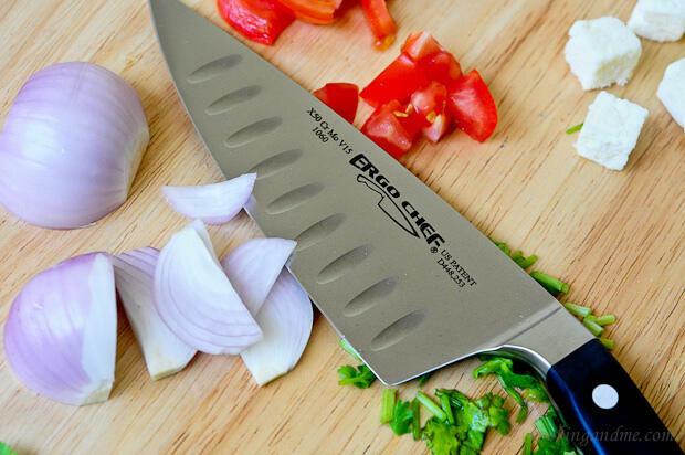 ergo chef knife paring knife review