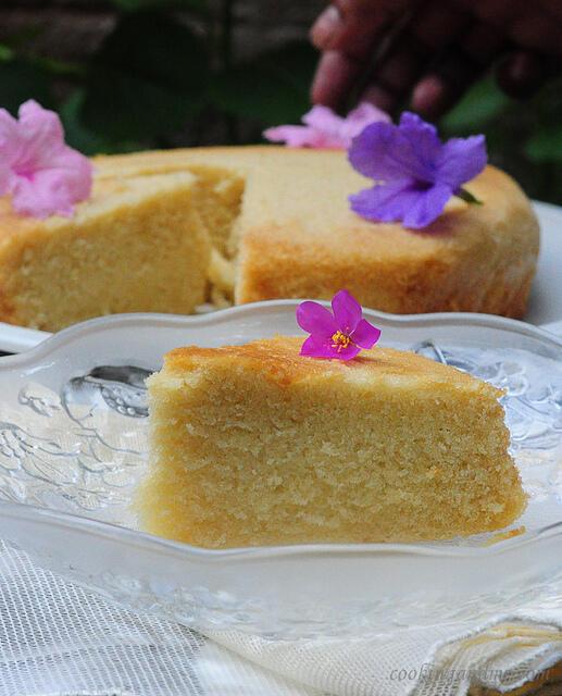 Perfect Pound Cake Recipe