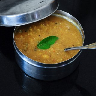 Kathirikai Chana Pitlai – Pitlai Recipe – Tamil Brahmin Recipes