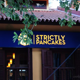 Strictly Pancakes, Singapore | Restaurant Review