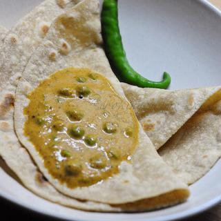 Kerala peas masala recipe