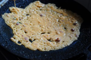 adai recipe, how to make adai or ada