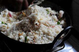 Idli Upma Recipe ~ Recipes with Leftovers