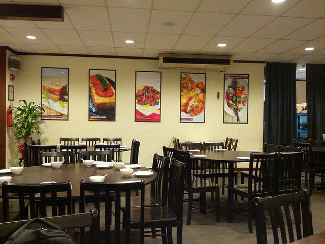 Irvin's Seafood House SIngapore