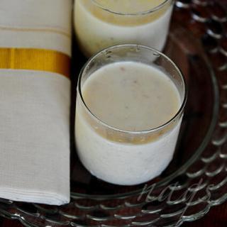 Paal Payasam Recipe   Milk & Rice Payasam   Onam Recipes