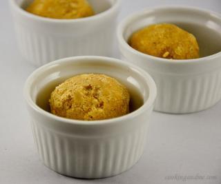 besan ladoo | besan laddu | ganesh chaturthi recipes