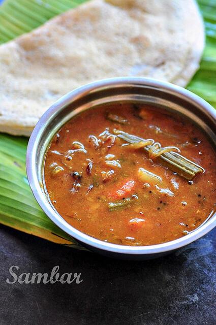 South Indian Sambar