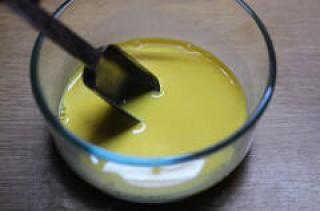 Fruit Custard Recipe-Fruit Salad Recipe with Custard Sauce