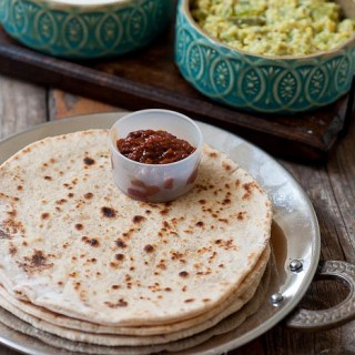 Paneer Paratha Recipe – Punjabi Paneer Paratha – Step by Step Recipe