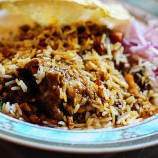 How to Make Layered Chicken Biryani, Chicken Biryani Recipe