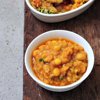 Ragda Recipe – How to Make Ragda for Ragda Patties