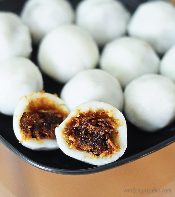 vella kozhukkattai | sweet modak | ganesh chaturthi recipes