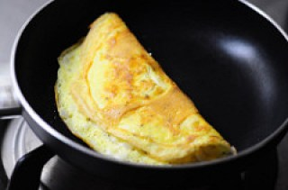 cheese omelet-how to make cheese omelet-3