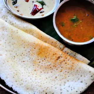 Plain Dosa Recipe – How to Make Dosa Batter at Home (Step by Step, Tips and FAQs)