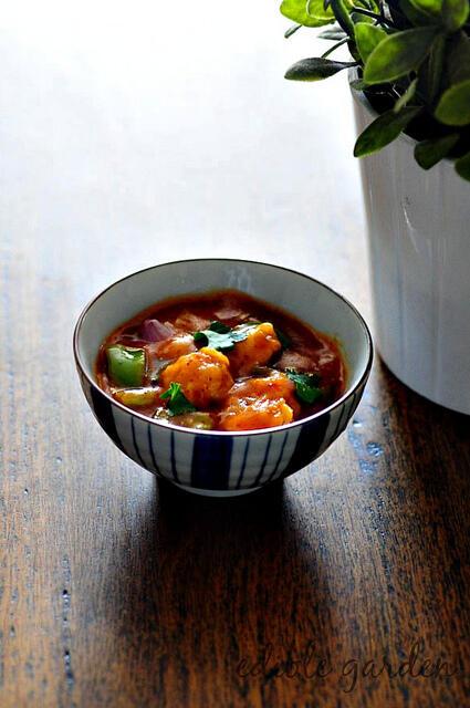 Gobi Manchurian Recipe, Gobi Manchurian Gravy Recipe Step by Step