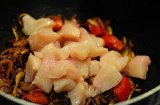 easy chicken curry recipe with coconut milk-5