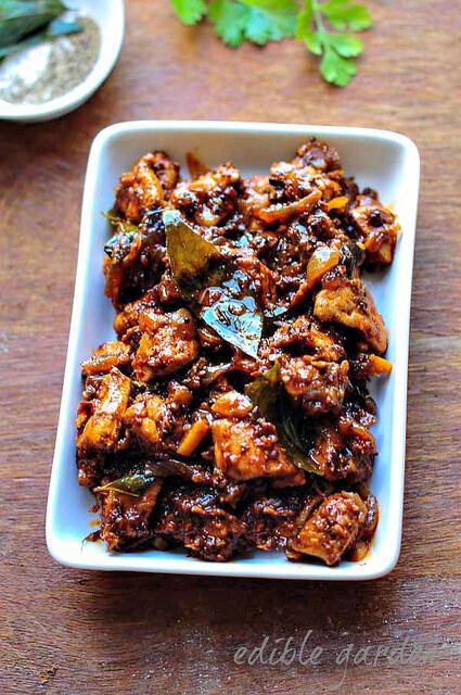 chettinad pepper chicken masala recipe