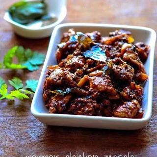 Chettinad Pepper Chicken Masala, Spicy Chicken Recipes