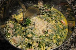 spinach feta muffins recipe-savory muffins recipe-7