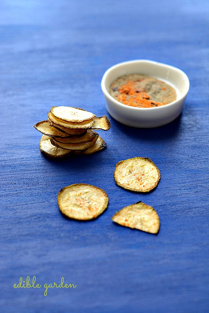 microwave raw banana chips-raw banana chips recipe
