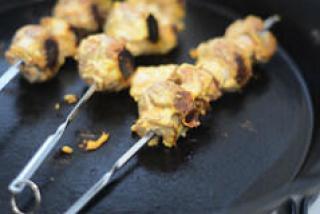 mushroom tikka-mushroom tikka recipe-5