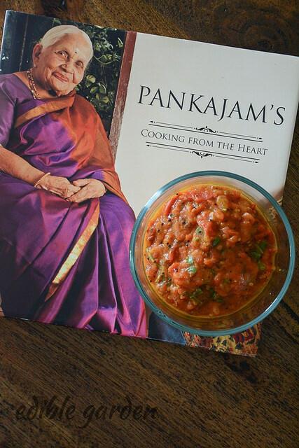 south indian tomato chutney (no onion no garlic)