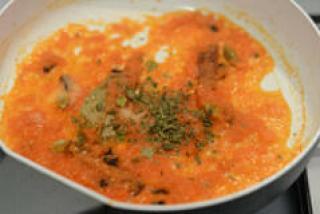 tomato paneer pulao recipe, how to make tomato paneer pulao