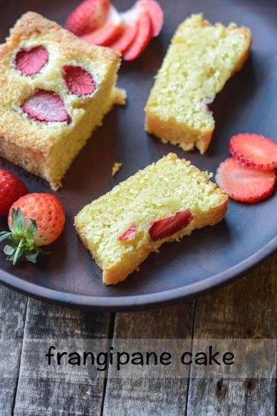 frangipane cake-frangipane cake recipe